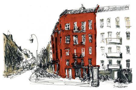 Berlin, Danziger Straße