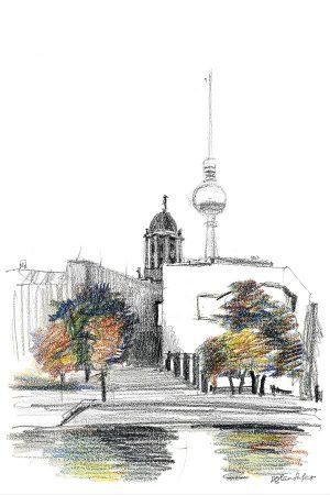 Berlin, Rolandufer